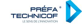 Préfa-Technicof, une entreprise innovante certifiée ISO 9001.